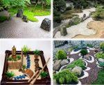 Сад из камней своими руками фото – видео-инструкция как сделать своими руками, особенности декоративных поделок, декупажа, фото