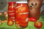 Рецепт приготовления помидор на зиму в желатине – рецепты с фото «Пальчики оближешь»