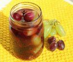 Маринование винограда под оливки – заготовки на зиму, рецепты, без стерилизации, десерт, что приготовить из изабеллы, по-грузински, консервированный